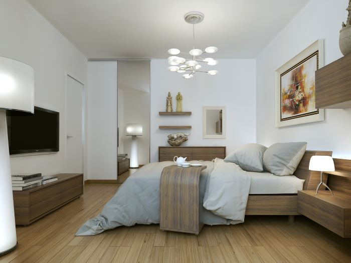 Bedroom in Browns