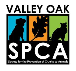 North Valley SPCA Logo